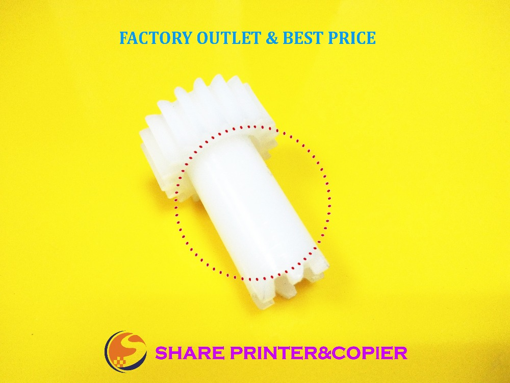 SHARE 5 ps KM1530 1525 2030 Fixing Drive Gear 19T 2AV22180 for kyocera KM1530 1525 2030