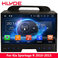 KLYDE 10.1 Octa Core 4G Android 8.0 7.1 4GB RAM+32GB Car DVD Multimedia Player For Kia Sportage R 2010 2011 2012 2013 2014 2015