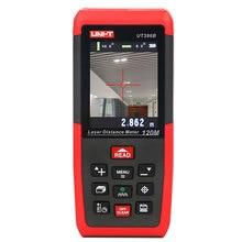 UNI T UT396Bเลเซอร์เมตรระยะทาง120เมตร2MPกล้องLofting Test Levelling Instrumentพื้นที่/ปริมาณการจัดเก็บข้อมูล