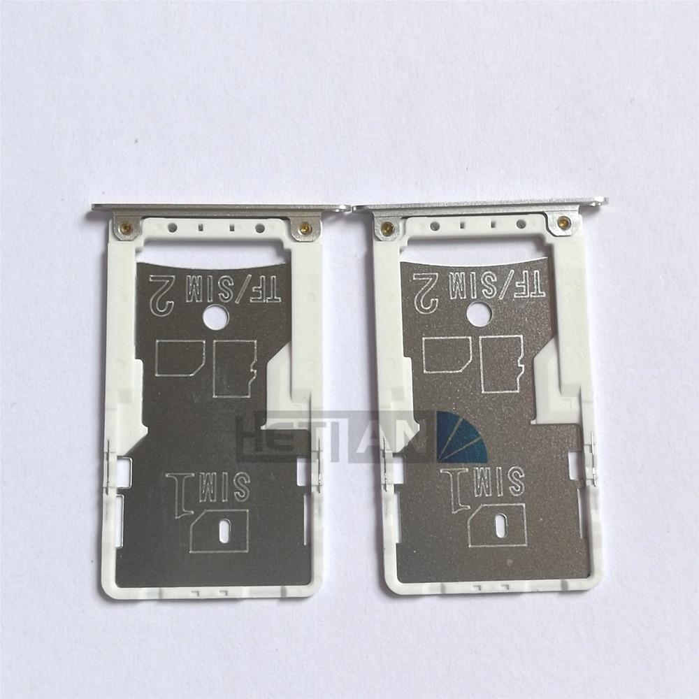 Original for Xiaomi Redmi 4X SIM Card Tray Micro SD Card Holder Slot Adapter Replacement Repair Parts