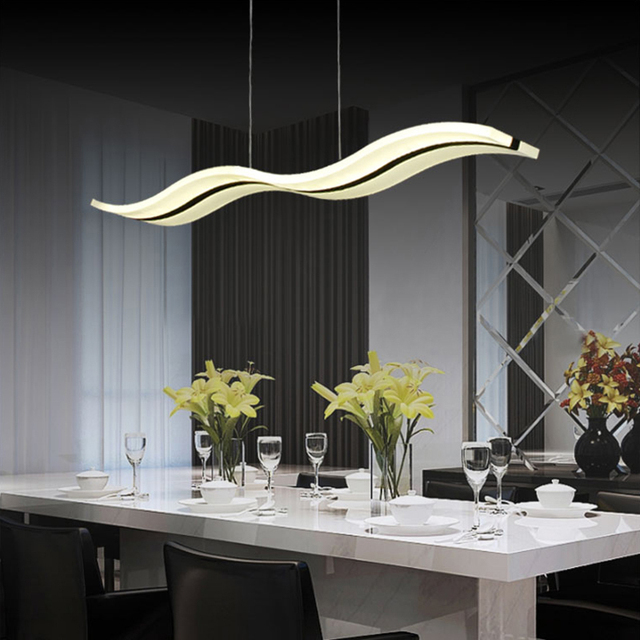 Aliexpress.com : Buy VALLKIN Acrylic LED Pendants Lights ...