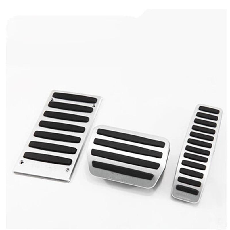 EAZYZKING автомобиль-стайлинг высокое качество подножка педали газа топливные тормозные педали для Audi Q7 для Порше Кайен для Фольксваген Туарег