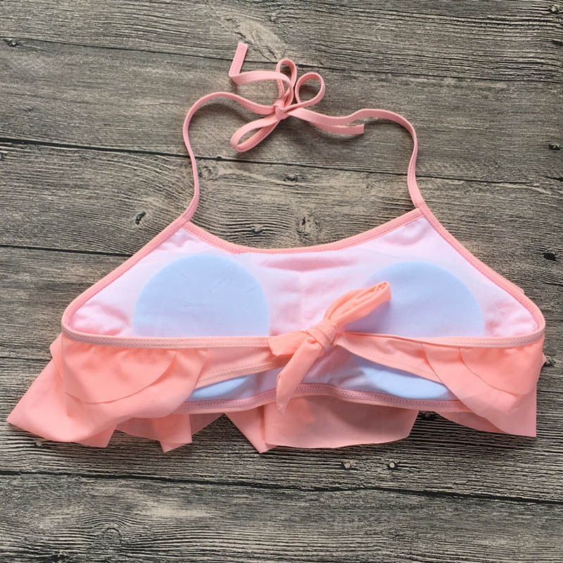 HTB18j8wRNnaK1RjSZFtq6zC2VXad Swimwear Women Bikini 2019 Mujer High Waist Swimsuits Ruffles Bikinis Swimming Suit For Womens Push Up Bathing Suits Biquini