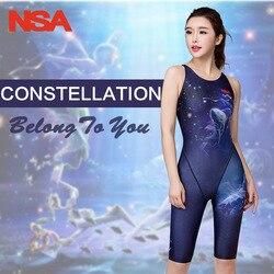 NSA гоночный Купальник для женщин, сдельный Купальник для девочек, купальный костюм для женщин, детский купальник для соревнований, женские к... 6