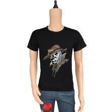 eb2b36eda0b True reveler marca ropa Watchmen camiseta hombres manga corta verano  jóvenes estudiantes tops tee DC comics superhéroe Rorschach.