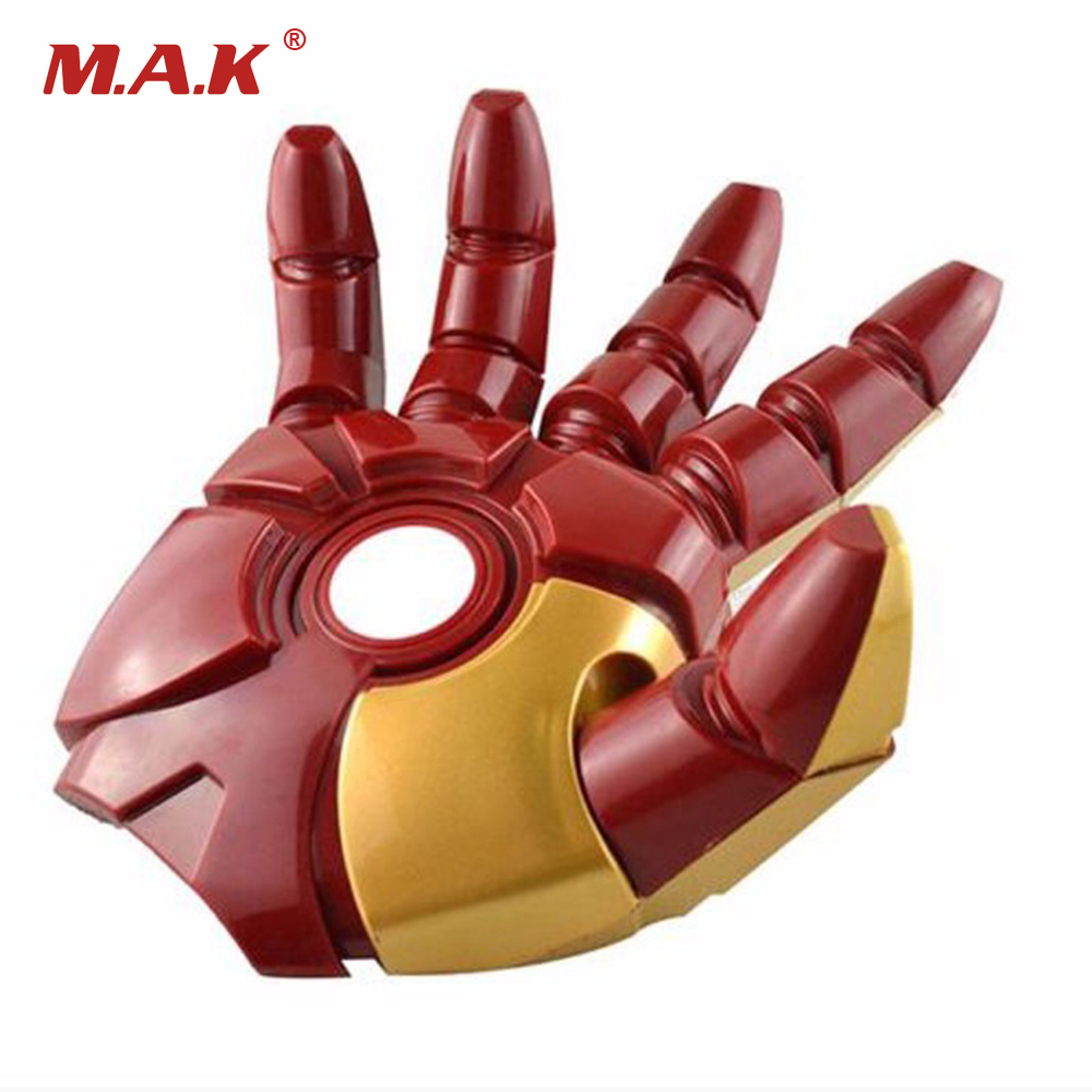 The Avengers Iron Man hand Model 3D FX Deco LED Room Light Model Toys светильник 3d light fx авто red