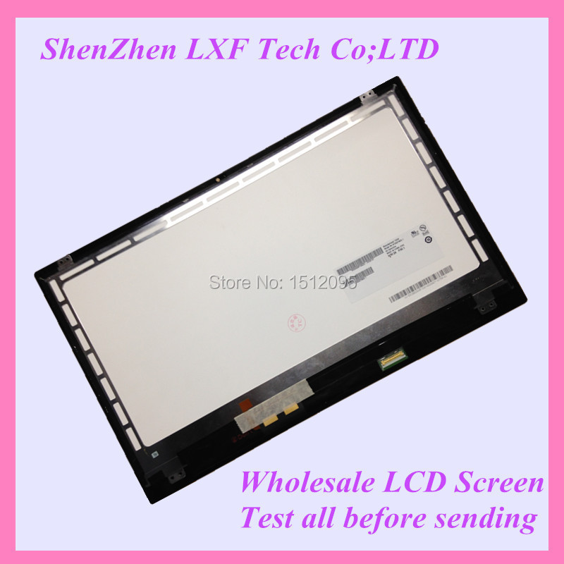 15.6''LCD Screen Touch Screen Assembly for Acer V5-571 V5-531 lcd assembly new 15 6 for acer aspire v5 571 v5 571p v5 571pg v5 531p touch screen digitizer glass replacement frame