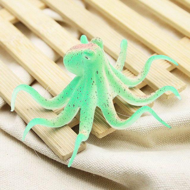 Octopus Aquarium Decoration  4