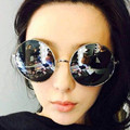 New Retro Vintage Sunglasses luxury Hot Summer Hippie Shades Hippy Lennon Style Round Sun glasses Steampunk Grunge galsses