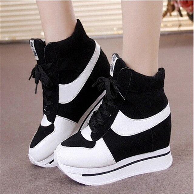 Platform Sneakers Womens Shoes | TopSneakers