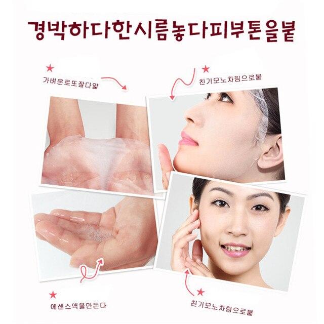 12Pcs BIOAQUA Face Care Facial mask Rose Plant Essence Moisturizing hydrating Face Mask Beauty Makeup Korean Cosmetic Face Mask & Treatments