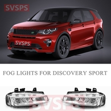 Di alta qualità SVSPS Ricambi Auto Anteriore Della luce di Nebbia Kit lampada Per Land Rover Discovery Sport 2015-2018 anno