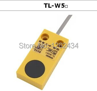 Proximity switch TL-W5E1 NPN dc three wire normally open turck proximity switch bi2 g12sk an6x