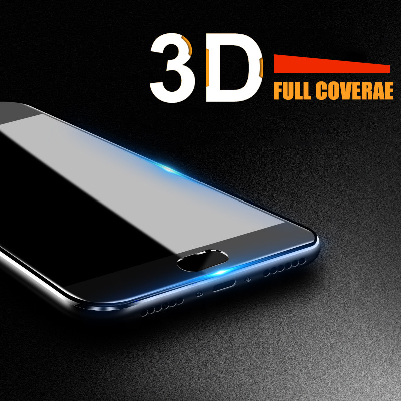 Image 3 - 3D Full Cover Protective Glass On The For Meizu M3 M5 M6 Note M6 M6S M6T M3S M3E M5S M5C Pro 7 Tempered Screen Protector Glass-in Phone Screen Protectors from Cellphones & Telecommunications