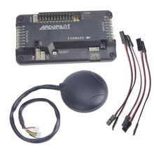 F14586-C APM2.8 APM 2.8 RC Multicopter Vol Carte Contrôleur avec Cas 6 M GPS Boussole pour DIY FPV RC Drone Multirotor