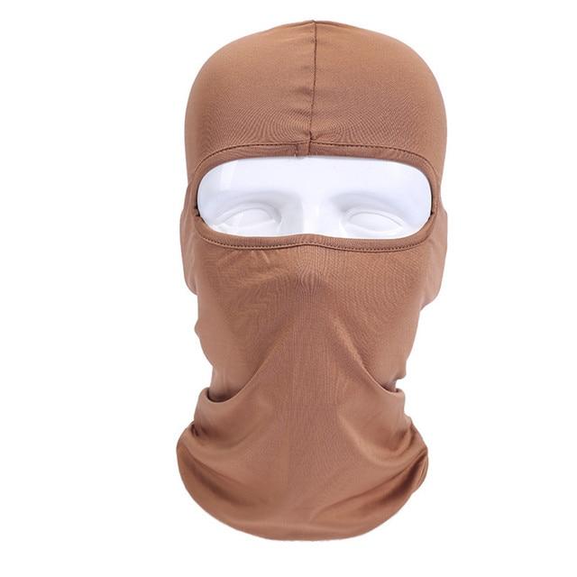 Pro-biker Balaclava Motorcycle Face Mask Headgear Full Face Masks For Motorcycle Helmet Summer Breathable Masque Maske Moto 2