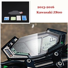 Cluster Scratch Screen Protection Film Protector for 2013-2016 Kawasaki Z800 Z 800 2015 2014