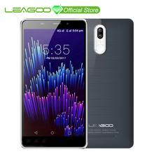 Leagoo M8 Pro 5.7'' HD Android 6.0 MT6737 Quad Core Smartphone 2GB RAM 16GB ROM 4G Cell Phone Dual Back Cameras Mobile Phone