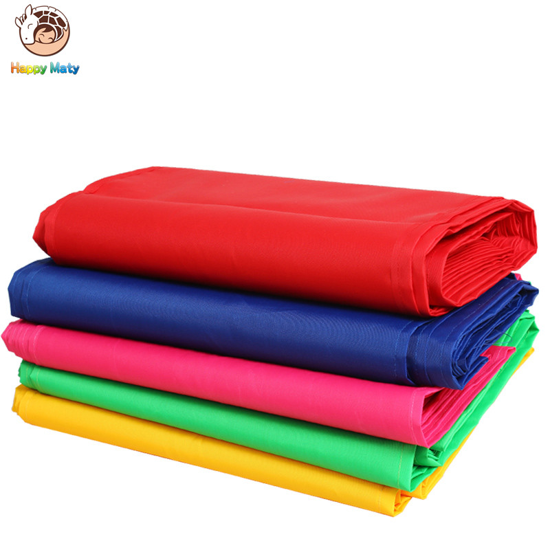Children Outdoor Funny Games Sports Meeting Slippery Cloth Educational Sports Toys Slippery Cloth Kindergarten Kids