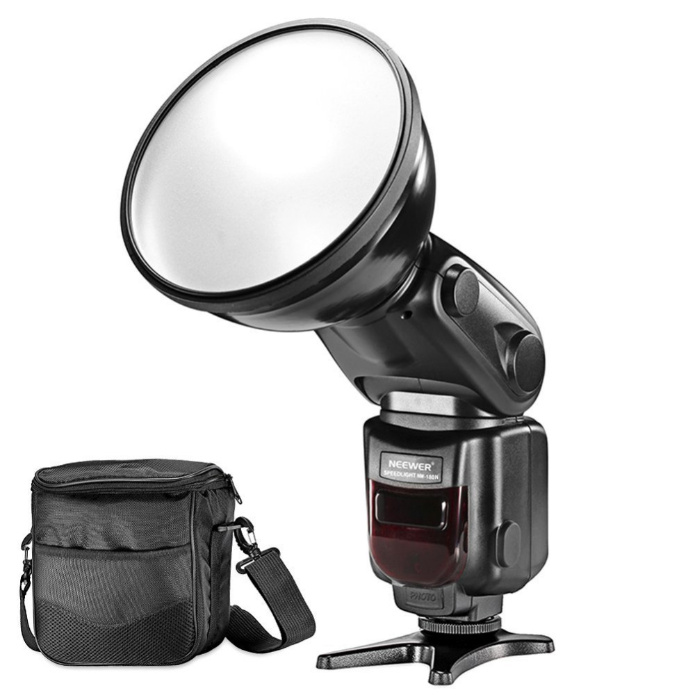 Neewer i TTL HSS Slave Outdoor Flash Speedlite Strobe Light for Nikon DSLR Cameras, Such as Nikon D7200 D7100 D7000 D5500