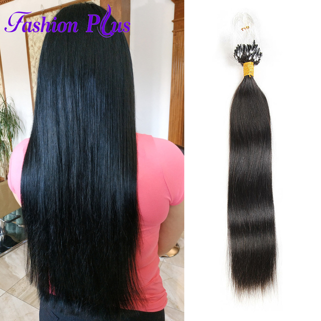 Aliexpress Buy Fashion Plus Micro Loop Ring Hair Extensions 1g