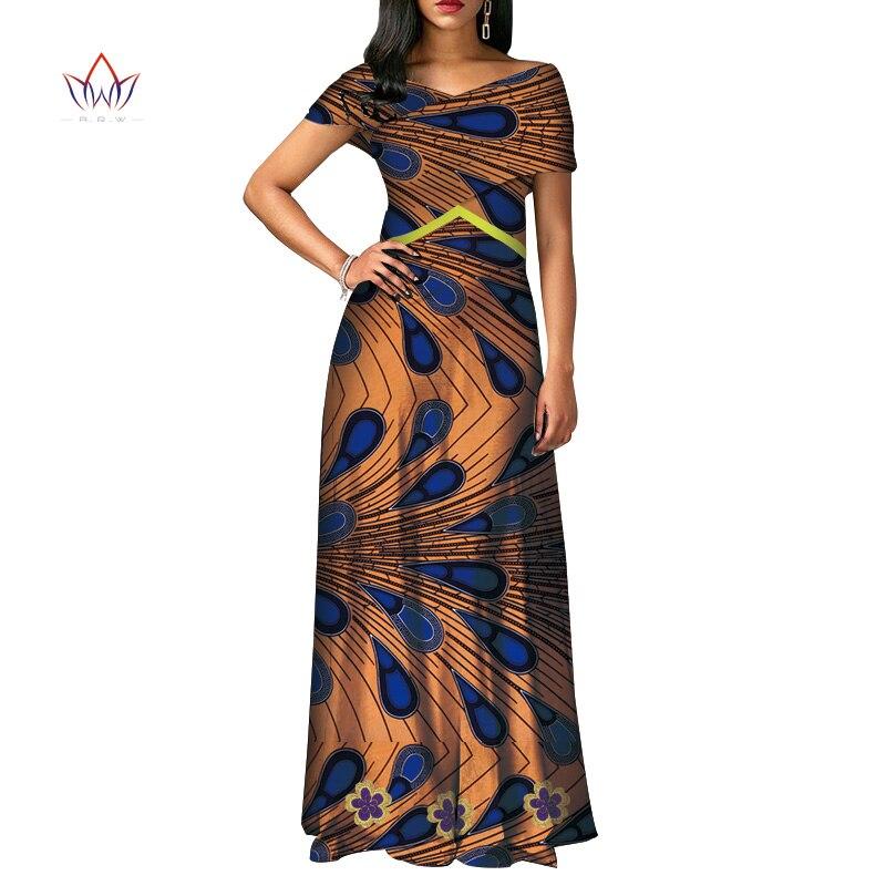 1bc50b9658e4d 15 Africaine 3 11 Vêtements Patchwork 20 2019 Taille Mode Afrique Robes 7  Femmes À Partie ...