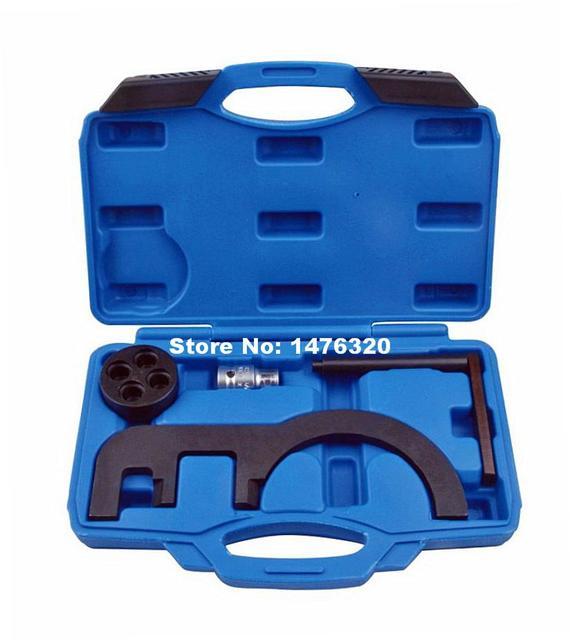 Двигатель автомобиля Сроки Коленчатого Вала Блокировка Выравнивание Набор Инструментов Для Серии BMW N47 AT2115