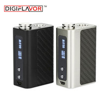 Authentic 60W Digiflavor DF 60 TC Box MOD Built-in 1700mAh Battery Wattage/SSTC/NITC/TITC/TCR mode Vape Mod with Unique DF Chip