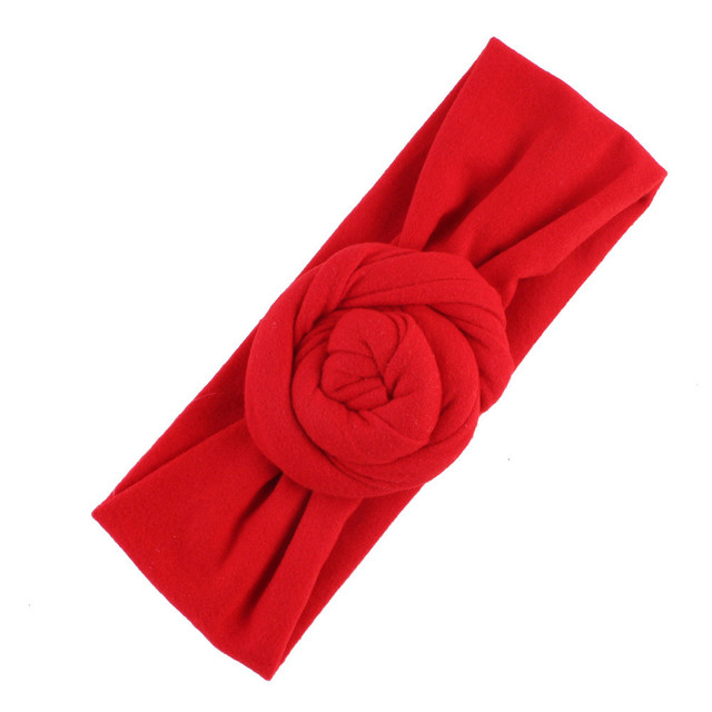 Cute Baby Girls Headbands Turban Kids Toddler Infant Knot Hair Band Hairband Baby Hair Accessories For Baby Girls Headwear
