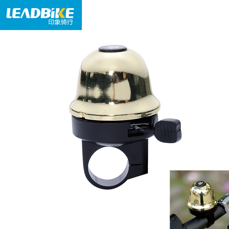 Leadbike Bicycle Bell Horn Steel&Plastic Bike Cycling Handlebar Safety Cycle Alarm Loud  ...