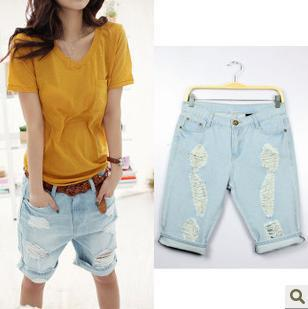 Aliexpress.com : Buy 2015 Summer new Korean fashion leisure wild ...