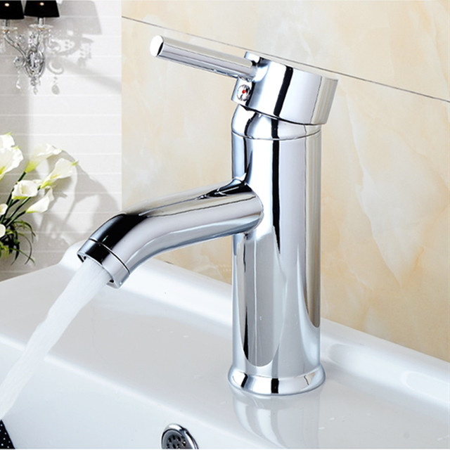 Genial Free Shipping 2016 New Design Stainless Steel Bathroom Faucet,chrome Polish  Bathroom Basin Sink Mixer