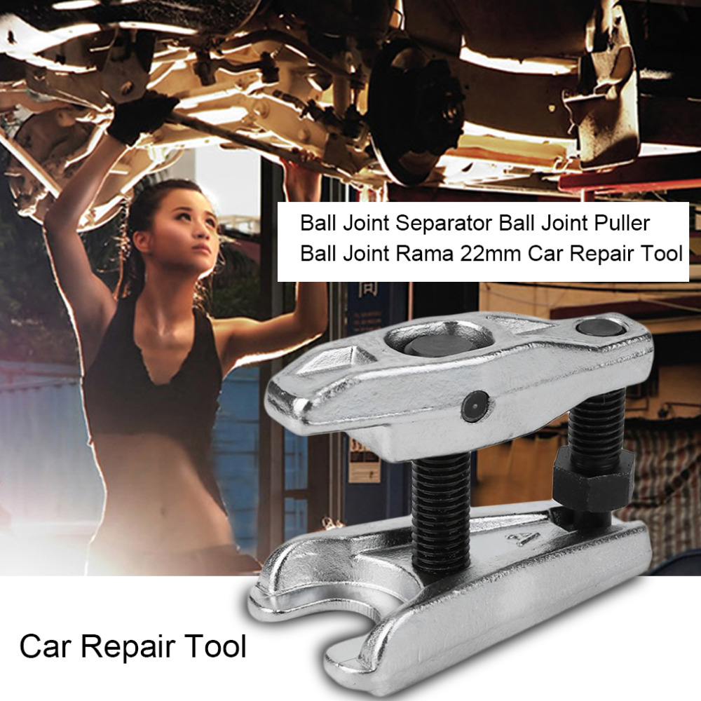 European Style Universal Car Ball Joint Separator Ball Joint Puller Ball Joint Rama 22mm Car Repair Tool Ball Head Extractor moog k9153 lower ball joint