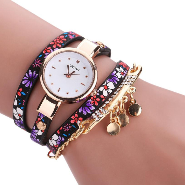 Moment # N03 2018 New Arrival Women Watches Sleek And Chic Fashion Rhinestone De