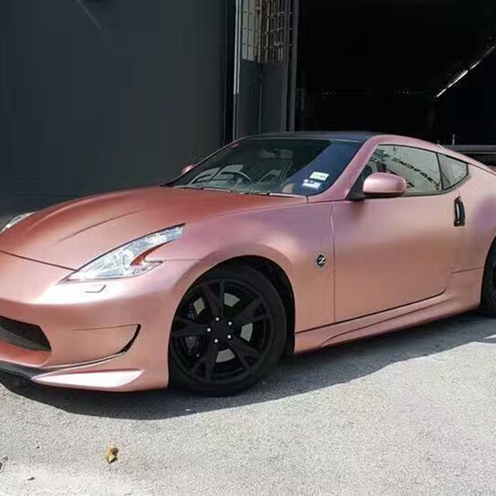 lmf12 rose gold color car sticker 15220m lightning
