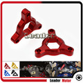 Hot sale 2pcs Motorcycle Accessories For BMW S1000RR 17mm CNC Fork Preload Adjusters Red