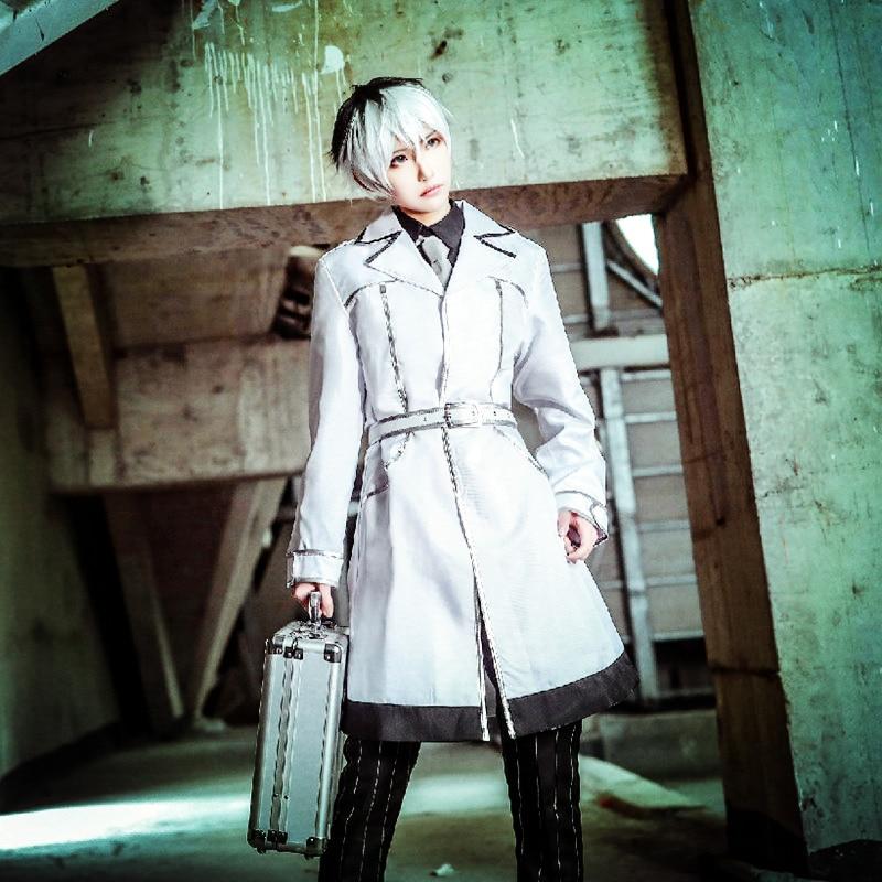 Sasaki Haise cosplay costumes japonais anime Tokyo Ghoul: re vêtements Halloween costumes Spot supply