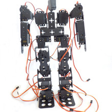 17DOF Biped Robotic Educational Robot Humanoid Robots Kit Se