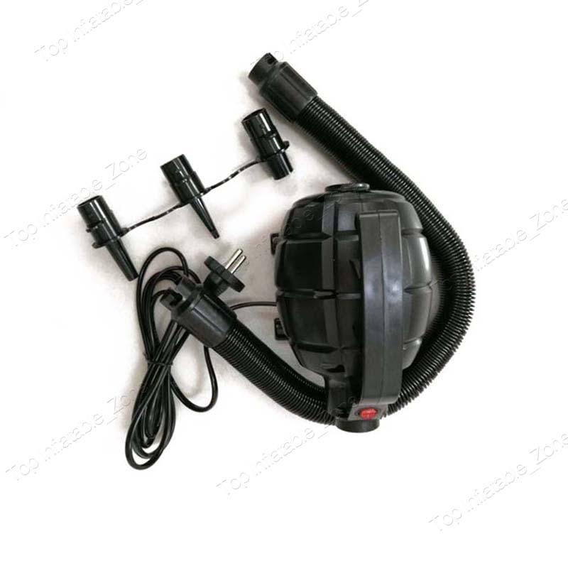 Livraison gratuite 800 W pompe à Air électrique souffleur d'air pour bulle de Football, boule pare-chocs, bulle de Football, boule de rouleau d'eau, boule de Zorbing