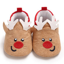 4138604fc87 Raise Young Cartoon Winter Baby Christian Shoes Cotton Soft Soles Toddler  Girl Crib Shoes Newborn Infant