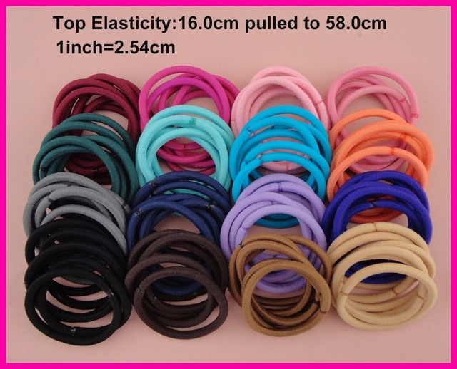 Aliexpress.com : Buy 13PCS 13mm Top Elasticity Assorted Colors ...