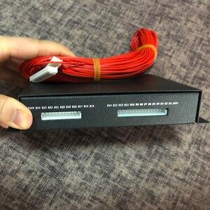 Image 3 - 2A Equalizzatore Attivo del Display Bluetooth APP 2S ~ 24S BMS Li Ion Lipo LTO Lifepo4 Al Litio Titanato Batteria JK Balancer 8S 16S