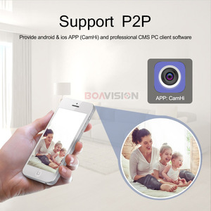Image 2 - HD 1080P Draadloze PTZ IP Camera Wifi CCTV Speed Dome Camera Onvif 5X Optische Zoom Indoor Audio Sd kaart IR 20m P2P CamHi