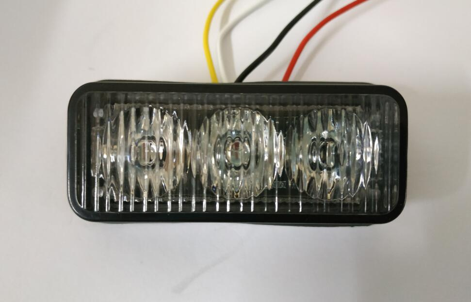 How To Build High Intensity Led Warning Flasher