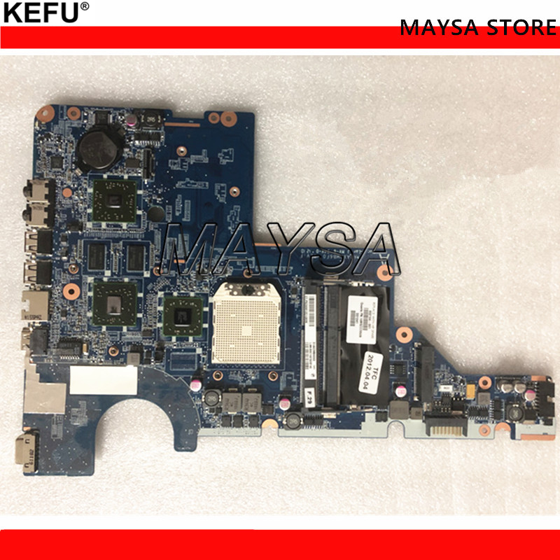 632184-001 For HP Compaq CQ42 CQ62 G42 G62 laptop motherboard DDR3 100% test ok laptop motherboard g62 cq62 592809 001 31ax2mb0010 da0ax2mb6f0 integrated 100% work promise quality fast ship