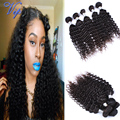 Mink Malaysian Curly Hair 4pcs unprocessed malaysian virgin hair deep wave cheap kinky curly virgin hair malaysian human hair
