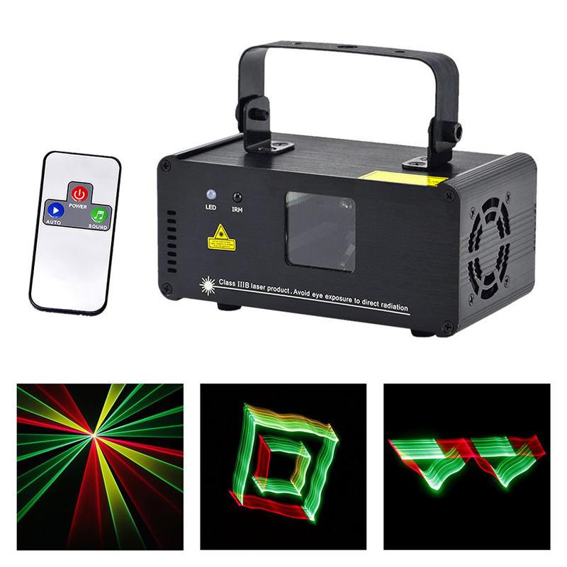 AUCD Mini IR Remote DMX512 3D Effect 250mW RGY Laser DPSS Scanner Light PRO DJ Disco Party Stage Lighting Show System TDM-RGY250 aucd mini ir remote dmx512 3d effect 250mw rgy laser dpss scanner light pro dj disco party stage lighting show system tdm rgy250