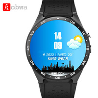 KW88 3G WIFI Smartwatch Cell Phone All In One Bluetooth Watch For Iphone Android 5 1