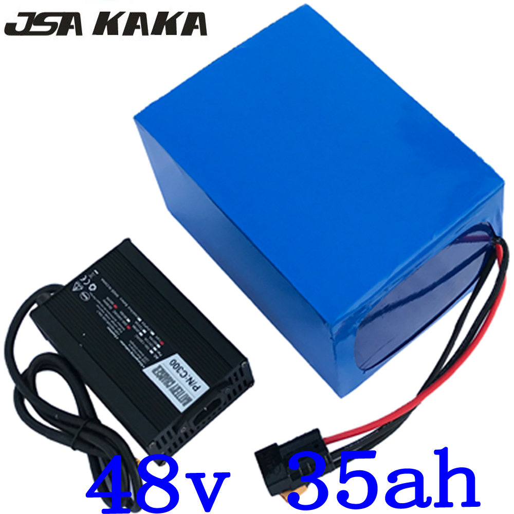 48V 1000W 2000W Lithium Battery 48V Lithium ion battery 48V 35ah scooter battery 48v 35ah Electric Bike Battery With charger