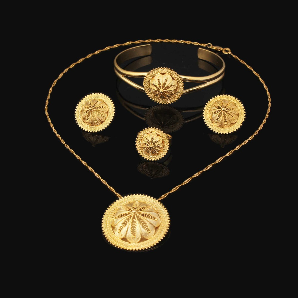 High Quality bridal jewelry sets